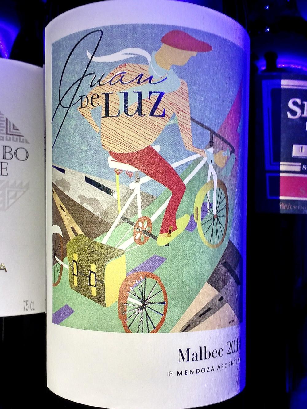 San Juan de Luz Malbec Reserva 2014